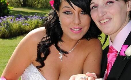 nunta, Kerry si Sarah