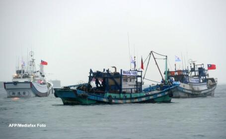 Trei nave chineze au patruns in apele teritoriale ale insulelor disputate cu Japonia