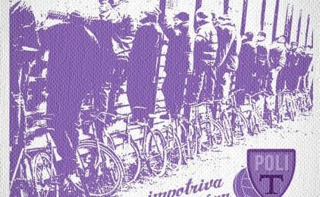 afis deplasare biciclete ASU Poli