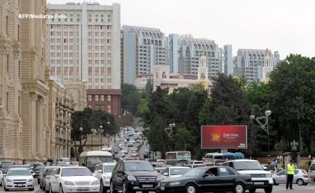 Capitala Azerbaidjanului a ramas fara curent electric, dupa ce o centrala a fost lovita de un fulger