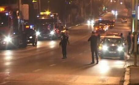 Un convoi cu arme de razboi a traversat Romania. Destinatia transportului militar, STRICT SECRETA