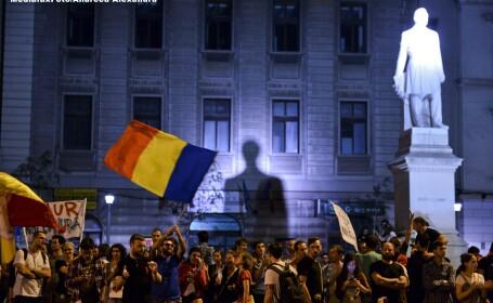 Proteste fata de proiectul Rosia Montana