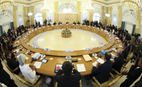 Atmosfera demna de Razboiul Rece, la summit-ul G20. Problema siriana, inca fara rezolvare