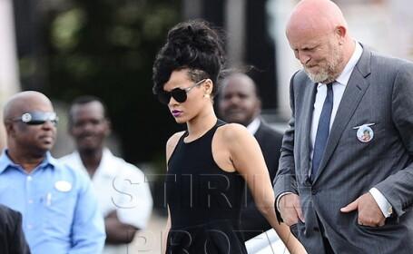 Rihanna si Norman Oosterbroek