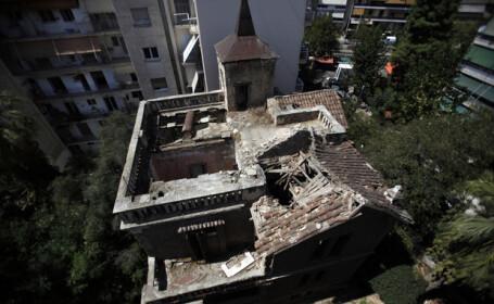 Statul elen scoate la vanzare o casa bantuita din Atena, intr-o licitatie in stil eBay