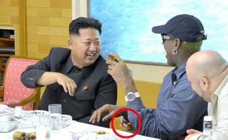 Dezvaluiri in premiera facute de Dennis Rodman despre Kim Jong-un. Ce planuri ar avea liderul privind bombele nucleare