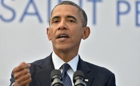 Apelul lui Barack Obama catre Congres. \