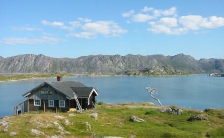 capul nord - norvegia, vasile stoica