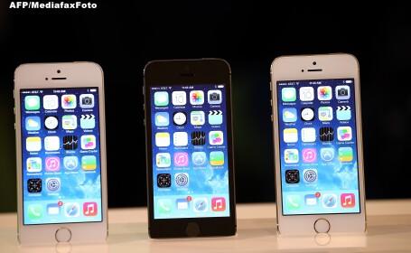 iPhone 5S si iPhone 5C