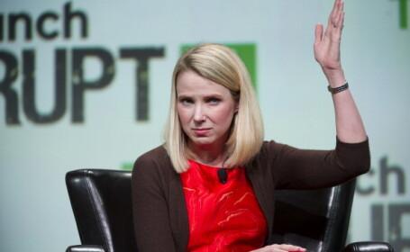 Directorul Yahoo, Marissa Mayer: Riscam inchisoarea daca dezvaluim secrete guvernamentale