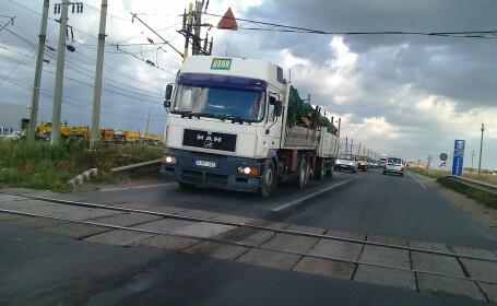cale ferata Vladimirescu, Arad