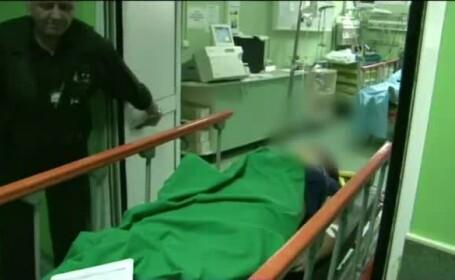 Incident socant la Slatina. O tanara de 23 de ani, studenta la Teatru, si-a injunghiat mama