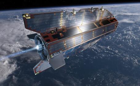 satelitul GOCE