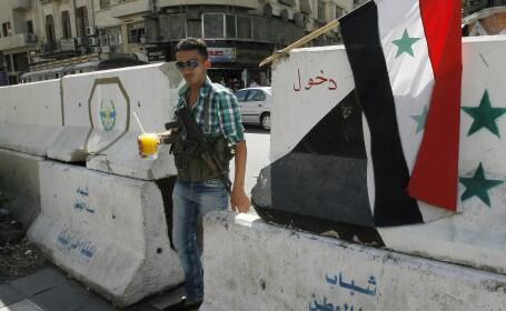 Natiunile Unite confirma utilizarea armelor chimice in Siria. \