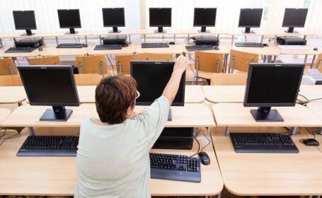 Peste 300 de calculatoare vor ajunge in acest an in scolile din Timisoara. Cati bani au fost alocati pentru aceste dotari
