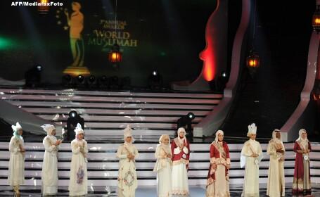 Miss World in varianta musulmana. Concursul a avut loc fara costume de baie