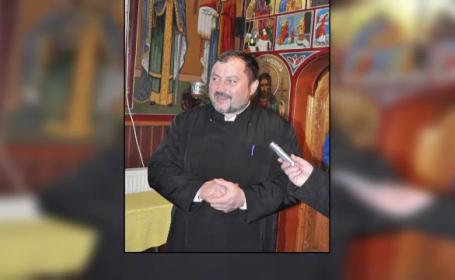 Preotul detinutilor din Bacau, arestat. Ascundea telefoanele sub sutana si cerea cate 300 lei pe ele