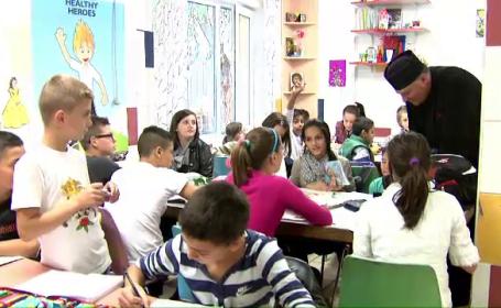 Centrele din Capitala unde copiii invata indiferent de religie. Povestea Centrului Sfanta Macrina