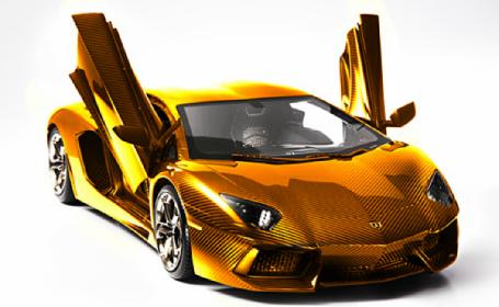Cum arata modelul de jucarie a unui Lamborghini Aventador scos la vanzare pentru 7.5 mil dolari