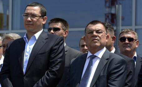 Victor Ponta, Radu Stroe