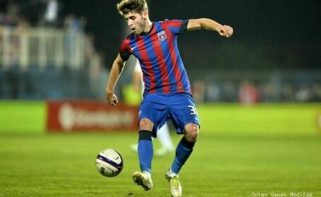 Steaua a invins Avantul Barsana cu 4-0 si s-a calificat in \