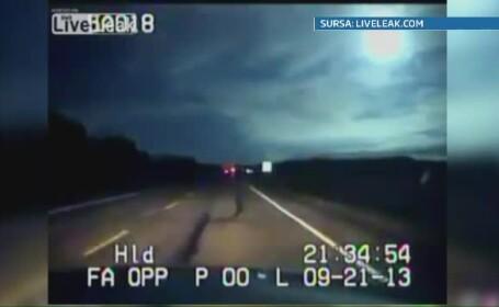S-a facut ziua in plina noapte. Un meteorit a luminat cerul in Canada. VIDEO