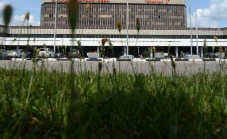 Aeroportul International Sheremetyevo