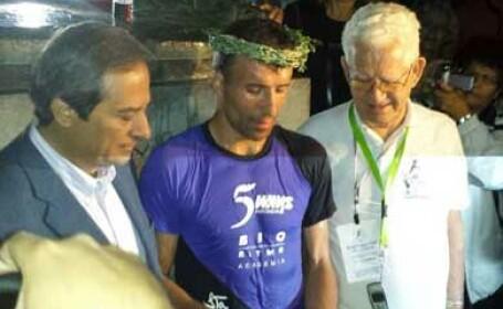 Portughezul Joao Oliveira a castigat Spartathlonul, o cursa de 245,3 kilometri