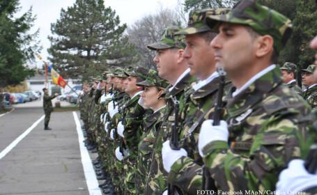 Ministerul Apararii Nationale infirma existenta vreunui proces de mobilizare a rezervistilor si de recrutare a tinerilor