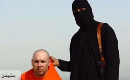 Casa Alba anunta ca inregistrarea cu decapitarea jurnalistului Steven Sotloff este autentica