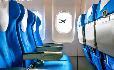 scaune avion gol