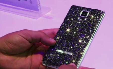 Galaxy Note 4 cu Swarowski