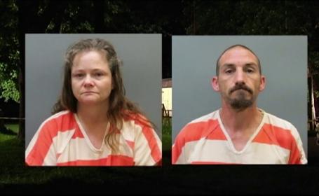 cuplu arestat