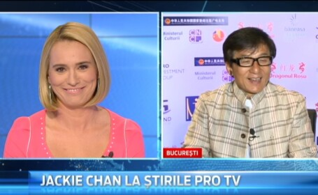 Jackie Chan, Stirile ProTV