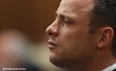 Oscar Pistorius a fost condamnat la 5 ani de inchisoare cu executare pentru omor din culpa. Reactia familiei victimei