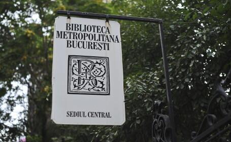 Fostul director al Bibliotecii Metropolitane Bucuresti a fost retinut. El este suspectat de o frauda de 5 milioane de lei