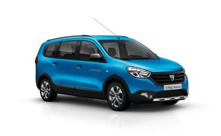 Dacia a prezentat cele doua masini pregatite pentru lansarea oficiala de la Paris. VIDEO
