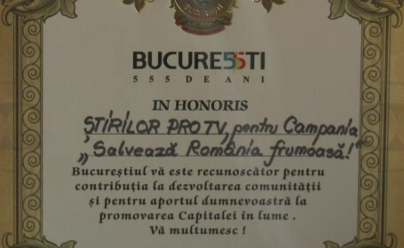 Salveaza Romania Frumoasa