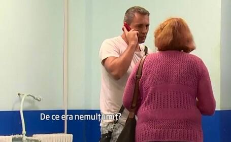 Doctorita agresata de fiul unei paciente, la Pitesti. Barbatul sustine mama lui a fost ignorara de cadrele medicale