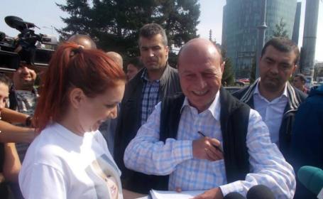 Traian Basescu, Elena Udrea