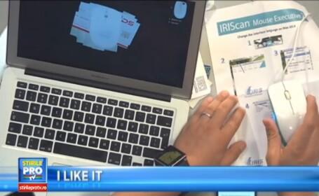 iLikeIT. Un om eficient la munca nu mai inseamna kilogame de hartii la birou. Ce puteti face cu un scanner mobil wireless