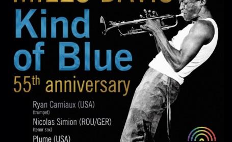 Jazz Syndicate Live Sessions prezinta: concert tribut Miles Davis in Bucuresti