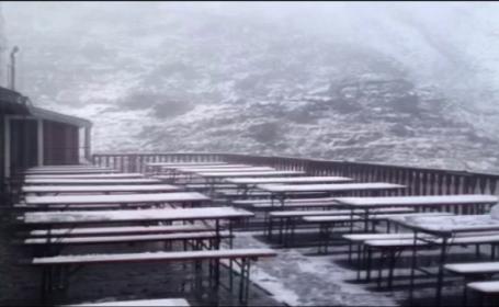 Lapovita la munte, in Bucuresti scad temperaturile. Prognoza meteo pentru urmatoarele trei zile