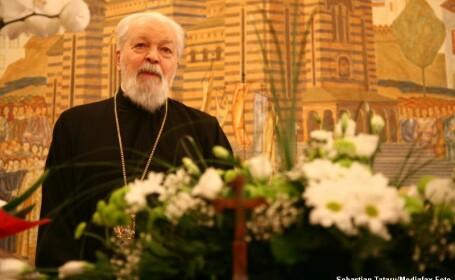 Mitropolitul Banatului, IPS Nicolae Corneanu, a murit. Trupul acestuia a fost depus la Catedrala din Timisoara