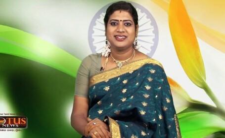 Padmini este prima prezentatoare de stiri TRANSGENDER a Indiei. In tara sunt 2 milioane de oameni din aceasta comunitate
