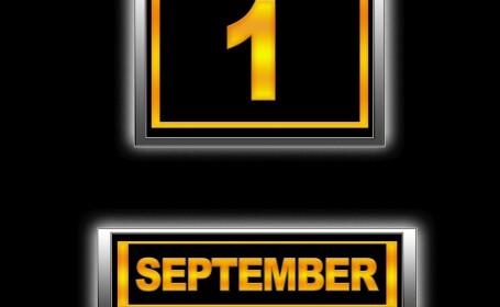 1 septembrie - Shutterstock