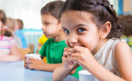 Cum arata o masa corecta si completa pentru un copil. Motivul pentru care dieta vegetariana NU este recomandata sub 18 ani