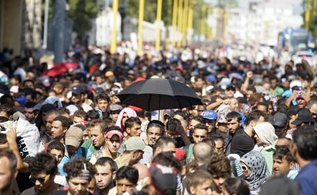 criza imigranti - agerpres