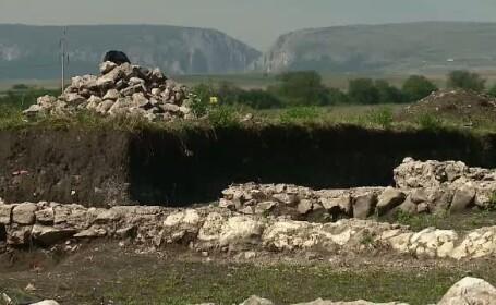 Vestigiile romane de aparare stau ingropate de mii de ani, desi ar putea fi o adevarata comoara pentru turismul din Romania