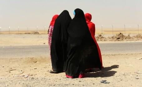femeie ISIS - getty